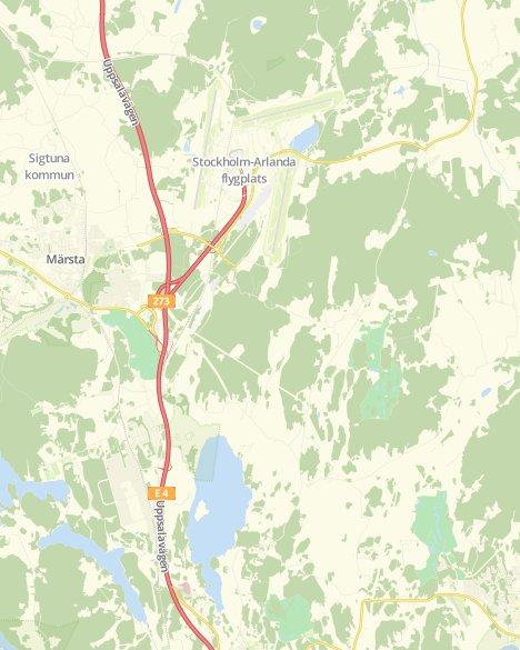 Karta Over Arlanda Flygplats.Valresultat Riksdagsvalet 19 Norra Rosersberg Skanela Svt Nyheter