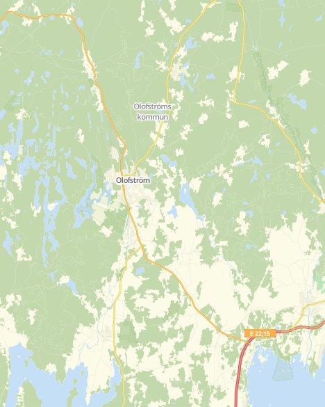Kommuner I Blekinge Karta.Valresultat Landstingsvalet Jamshog Granum Sodra Svt Nyheter