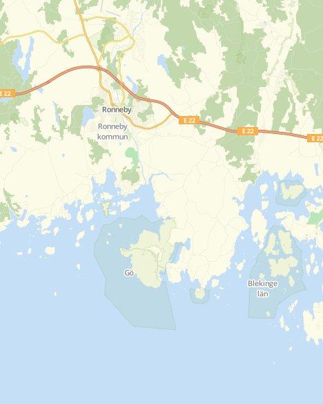 Kommuner I Blekinge Karta.Valresultat Kommunvalet Listerby S Svt Nyheter