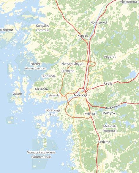 Valresultat Kommunvalet Goteborg Svt Nyheter
