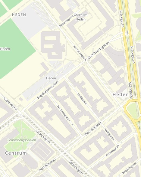 Heden Bastad Karta.Valresultat Kommunvalet Centrum Heden Svt Nyheter