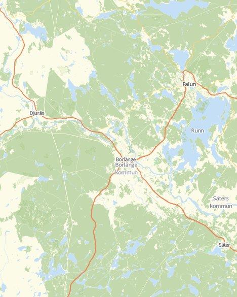 Karta Sverige Borlange.Valresultat Riksdagsvalet Borlange Svt Nyheter