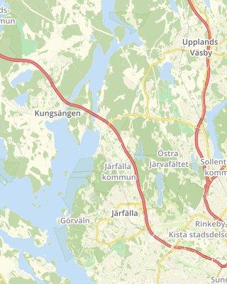 Valresultat Eu Valet 2019 Jarfalla Svt Nyheter