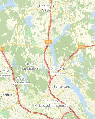 Valresultat Eu Valet 2019 Sollentuna Svt Nyheter