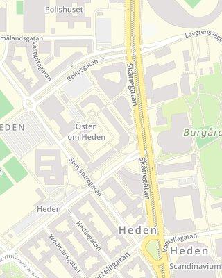 Heden Bastad Karta.Valresultat Eu Valet 2019 Centrum Sten Sturegatan M Fl Svt Nyheter
